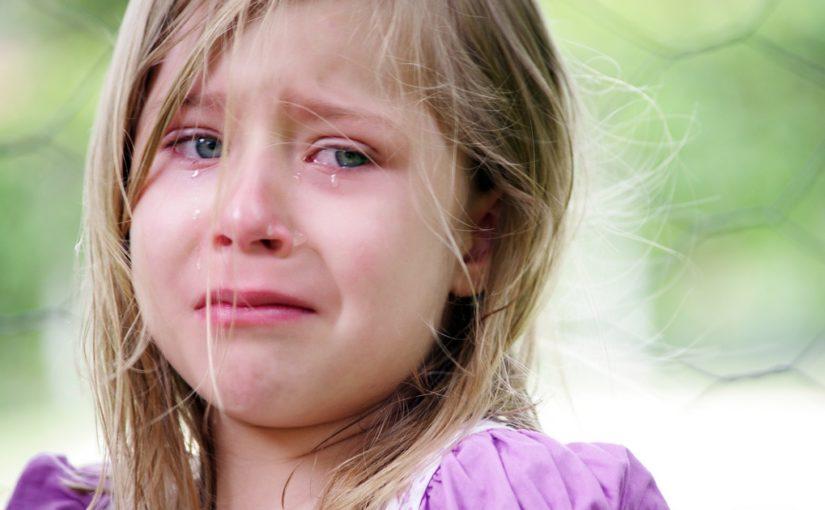 плач, слезы, девочка,